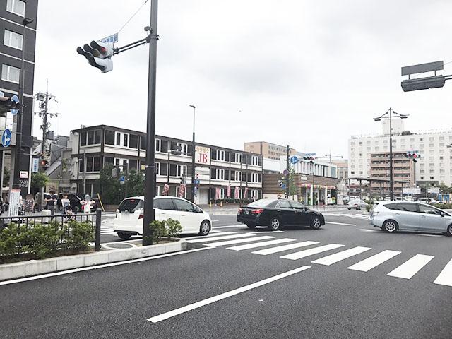 京都駅MKタクシー