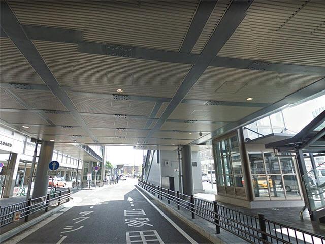 京都駅タクシー専用