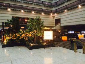 京都ブラントンホテル内観