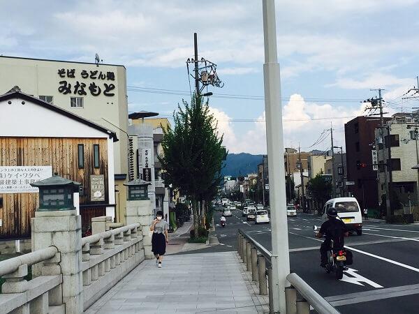 京都府立植物園アクセス