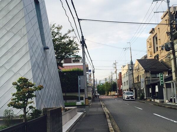 京都ブライトンホテル外観