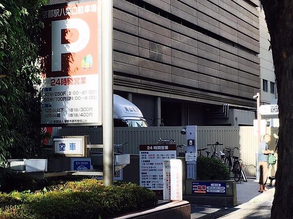 京都駅八条口アバンディ地下