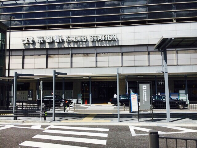 京都駅外観