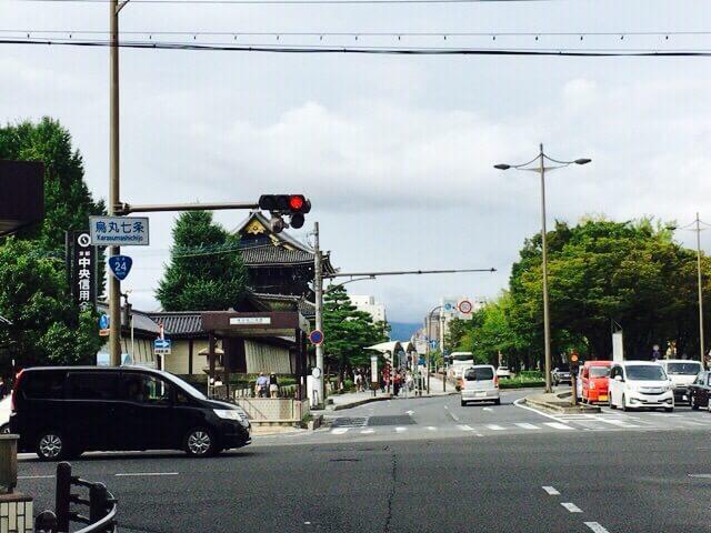 京都ヨドバシカメラ烏丸七条