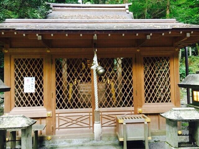 貴船神社日本三大龍穴