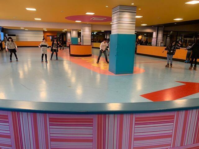 スポッチャ浜大津ローラースケート