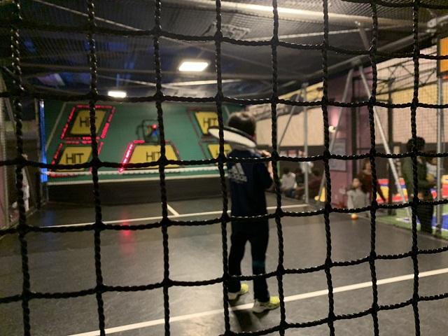 スポッチャ浜大津オートテニス