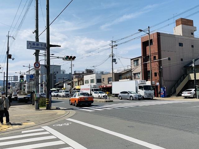京阪国道口交差点