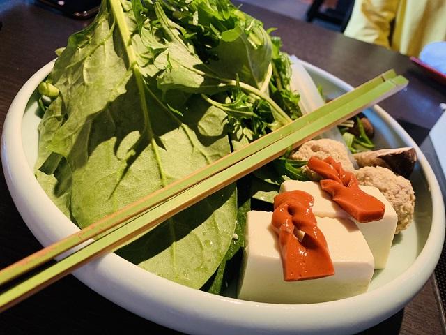 京都つゆしゃぶCHIRIRI本店京野菜