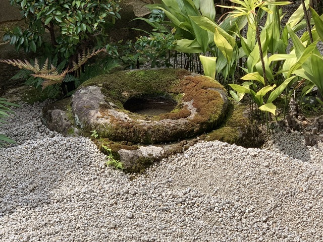 龍源院阿吽の石庭