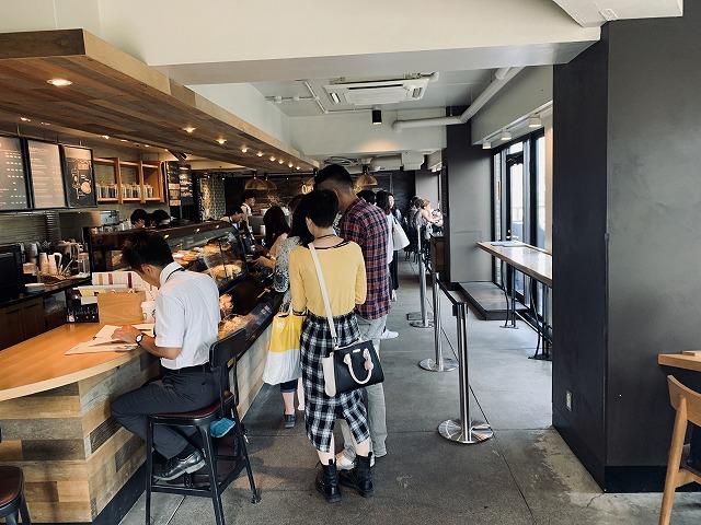スターバックス・コーヒー 京都三条大橋店雰囲気