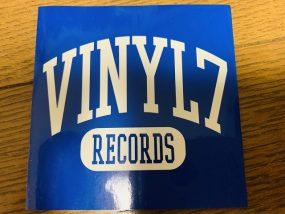 VINYL7 RECORDS バイナルセブンレコード商品
