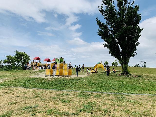 山田池公園丘