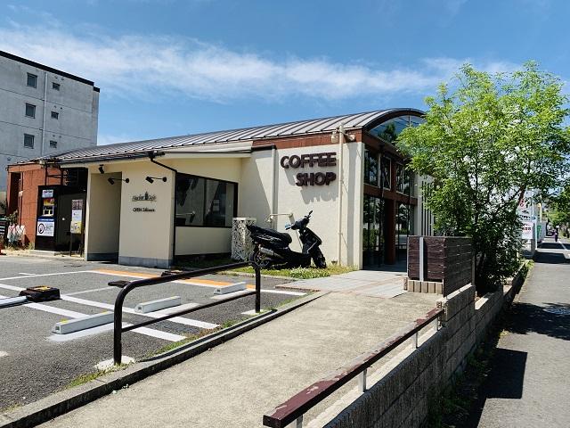 ハーバーカフェ 北野白梅町店駐車場