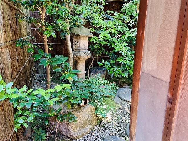 孫右ェ門 美しい庭