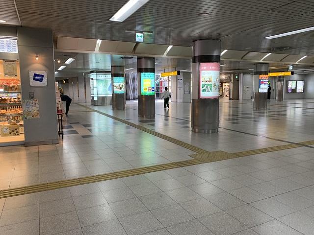 京阪三条駅SIZUYA