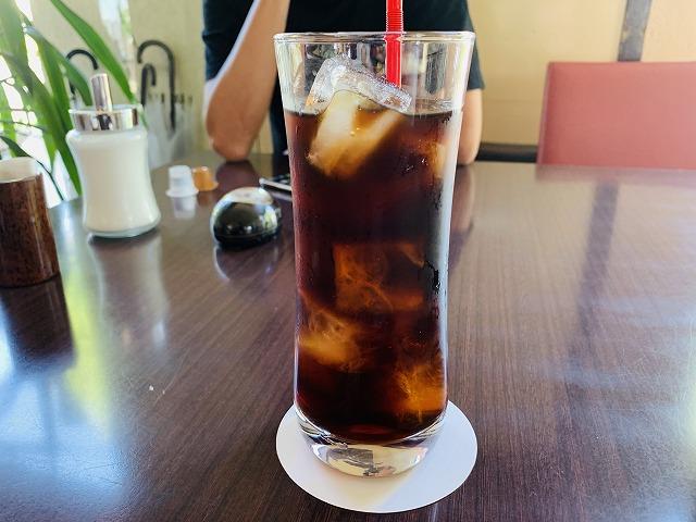 ハーバーカフェ 北野白梅町店アイスコーヒー