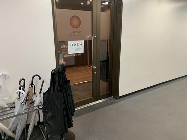 LAVA京都四条烏丸店外観