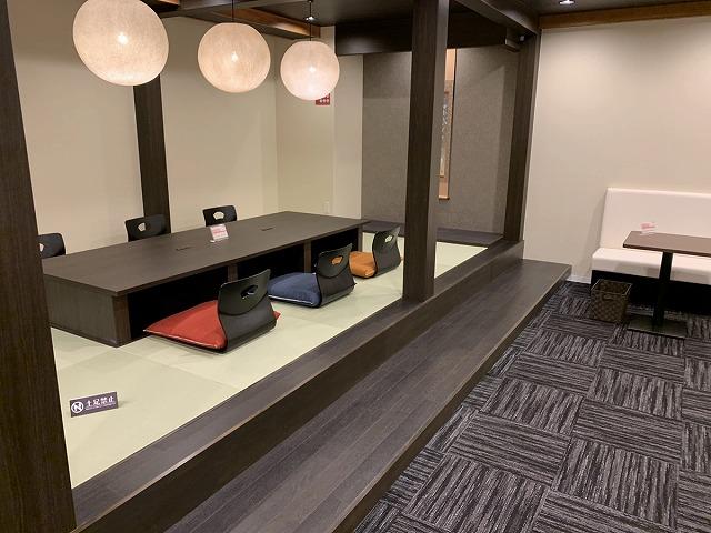 ビズコンフォート京都四条烏丸和室